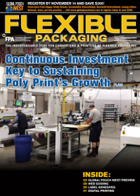 FLEXIBLE PACKAGING November 2016