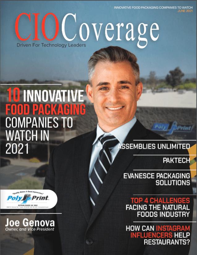 CIO Coverage Magazine June 2021